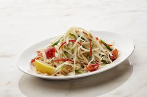 Drivu Som Tam Salad