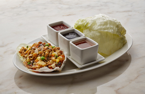 Drivu Lettuce Wraps with Chicken