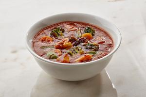 Drivu Mixed Vegetables in Schezwan Sauce
