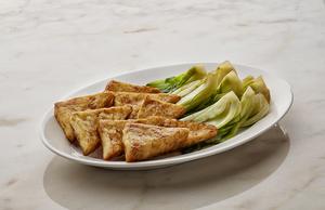 Drivu Stir Fried Bokchoy & Tofu