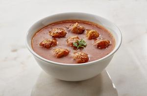 Drivu Vegetable Balls in Hot Garlic Sauce