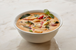 Drivu Thai Red Curry Vegetables