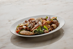 Drivu Stir Fry Beef with Vegetables