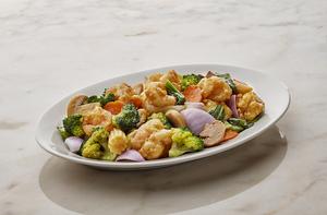 Drivu Stir Fry Prawns & Vegetables