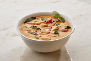 Drivu Thai Red Curry Prawns