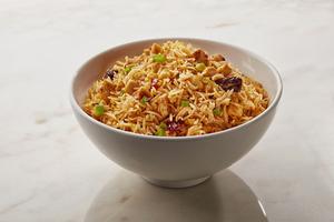 Drivu Schezwan Fried Rice Chicken