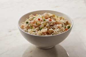 Drivu Mixed Fried Rice (Chicken & Prawn)
