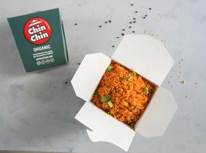 Drivu Build Your Own Wok - Organic Quinoa