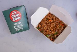 Drivu Build Your Own Wok - Organic Brown Rice
