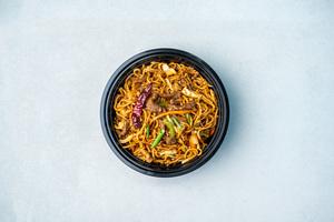 Drivu Beef Schezwan Noodles