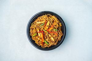 Drivu Cottage Cheese Manchurian Noodles
