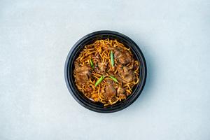 Drivu Beef Black Pepper Noodles