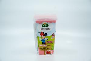 Drivu Organic Strawberry Milkshake