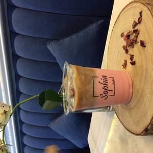 Drivu Iced Rose Latte