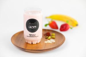 Drivu Strawberry Banana Lassi