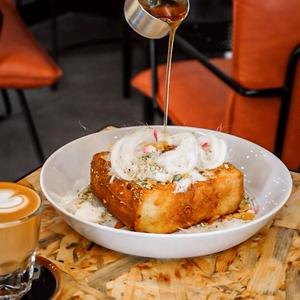 Drivu Kunafa French Toast