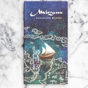 Drivu 65% Dark Chocolate Single Origin Indonesia