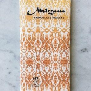 Drivu 62% Dark Chocolate with Khabeesa