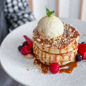 Drivu Homemade Pancake