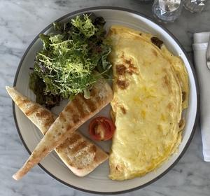 Drivu Classic Omelette