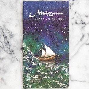 Drivu 72% Dark Chocolate Single Origin Madagascar