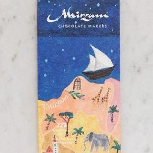 Drivu 72% Dark Chocolate Single Origin Tanzania