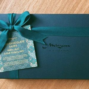 Drivu Dark Chocolate Dates (Box of 32)