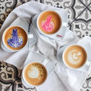 Drivu Cafe Latte Flavored