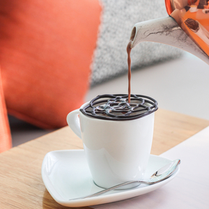 Drivu Lavender Hot Chocolate