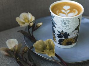 Drivu Hot Caffe Latte