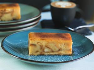Drivu Cream Brule Bread and Butter Budding