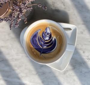 Drivu Lavender Coconut Latte