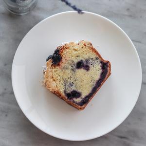 Drivu Berries Crumble Cake