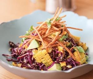 Drivu Roasted Corn Salad