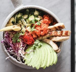 Drivu Chicken Bowl