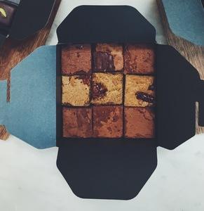 Drivu Mirzam's Surprise Mini Brownies Box