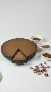 Drivu Spicy Chocolate & Peanut Butter Tart-Full