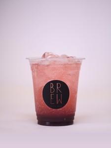 Drivu Raspberry Sparkling Drink