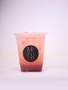 Drivu Strawberry Lemonade Sparkling Drink