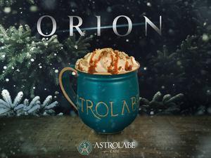 Drivu Hot Orion Latte