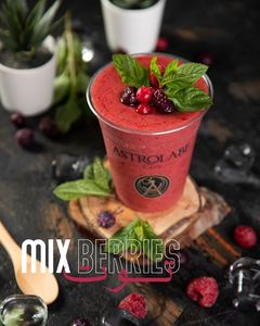 Drivu Mixed Berries Smoothies