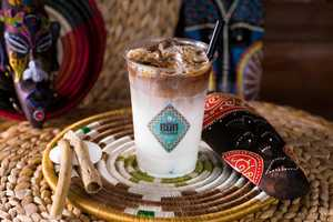 Drivu Latte Iced Bun