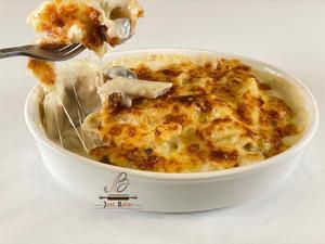 Drivu Chicken & French Mushroom Pasta