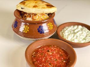 Drivu Meat Biryani