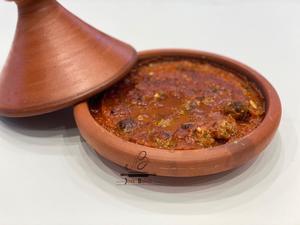 Drivu Ukhar Kofta with Tomato