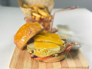 Drivu Chicken Grilled Burger