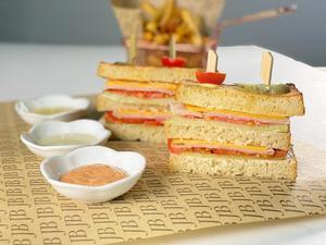 Drivu JB Club Sandwich