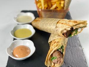 Drivu Kebab Sandwich