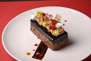 Drivu Chocolate Marquise