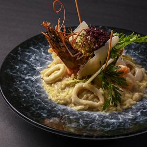 Drivu Shrimp Risotto